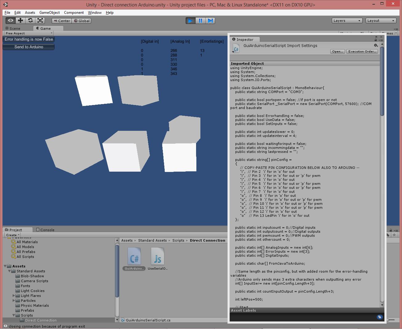 Unity 3D alternative to Blender using C# & Java scripts  | http